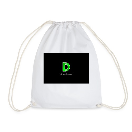 Dvotee-Modern_v2_1 - Drawstring Bag