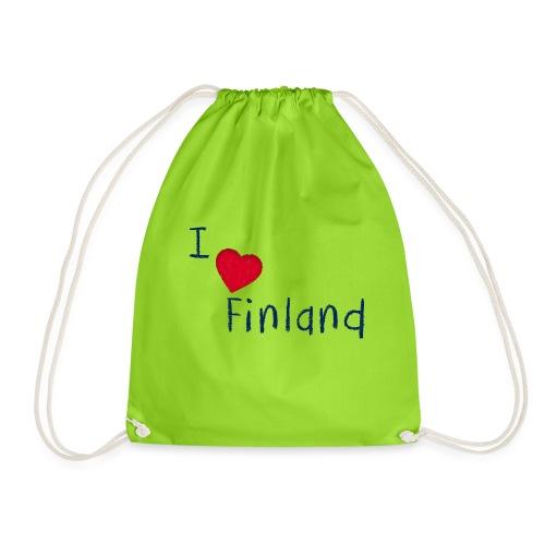 I Love Finland - Jumppakassi