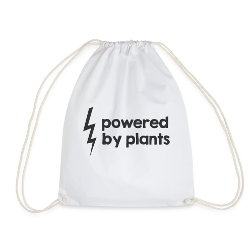 Powered by plants - Turnbeutel