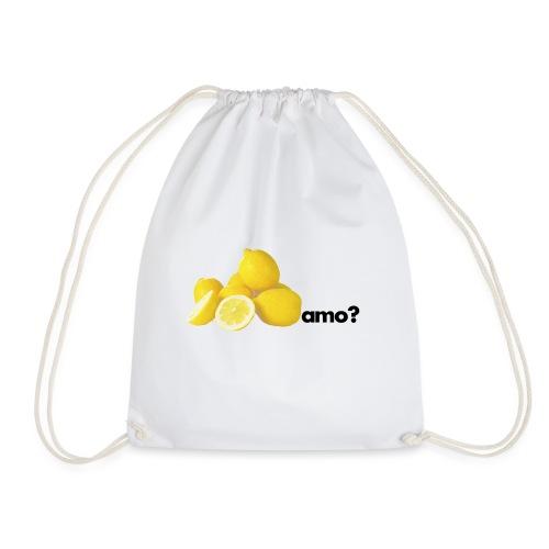 limoni_amo - Sacca sportiva