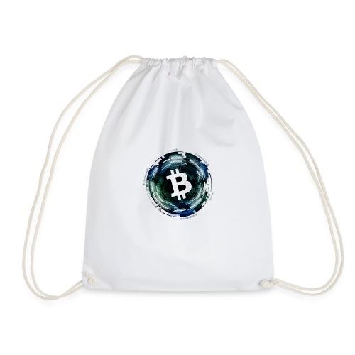 Bitcoin, Kyrptowährung, BTC - Turnbeutel