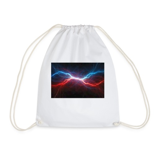 Lightning Bolt Merch - Drawstring Bag