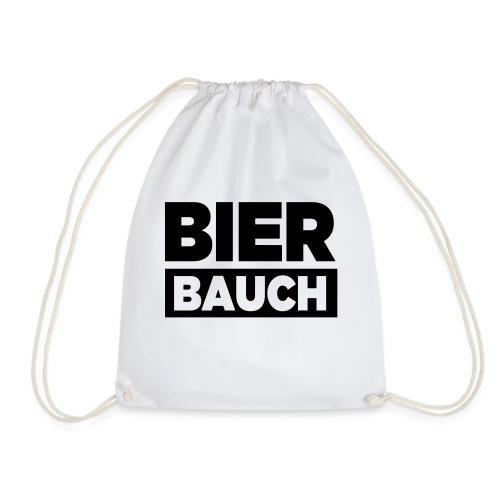 Bierbauch - Turnbeutel