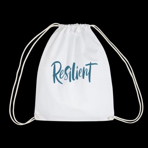 Resilient - Drawstring Bag