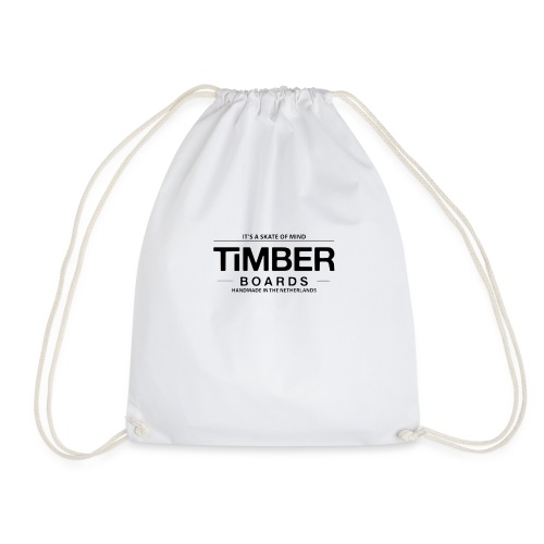 logo-only-no-line-no-bg - Drawstring Bag