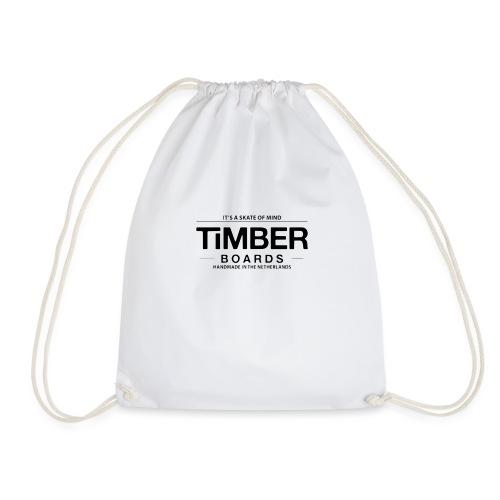 logo-only-no-line-no-bg - Drawstring Bag