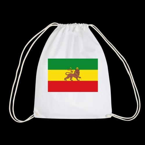 LION FLAG - Drawstring Bag