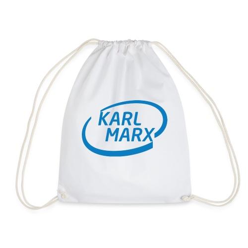 Karl Marx X Intel - Sacca sportiva