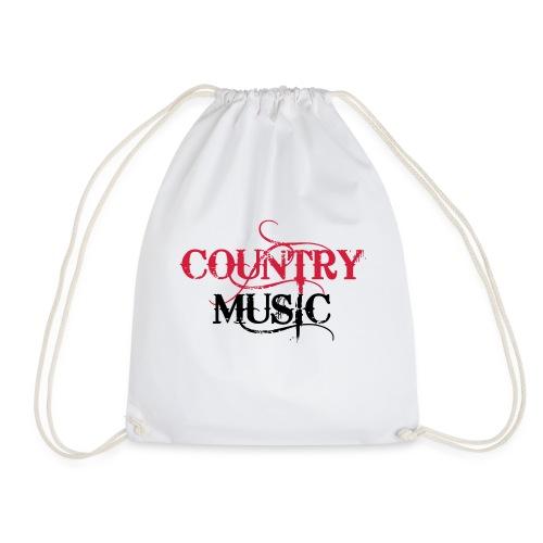 Country Music - Sac de sport léger