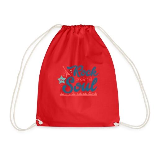 Rock Heals The Soul - Drawstring Bag