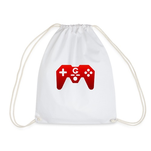 GAMES UOB CONTROL RED - Drawstring Bag