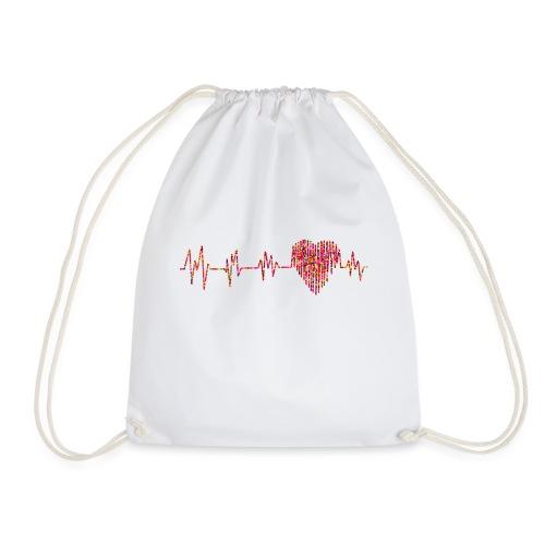 Electrocardiogram - Mochila saco