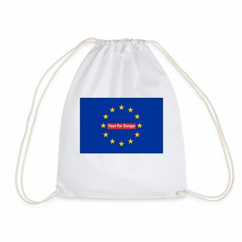 vaut - Drawstring Bag