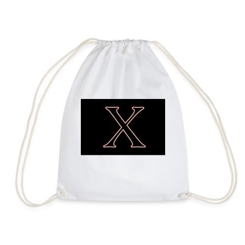 Logo X - Gymnastikpåse