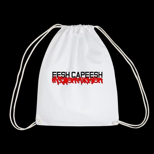 eesh capeesh - Drawstring Bag