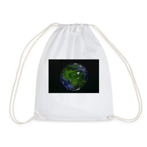 planet - Turnbeutel
