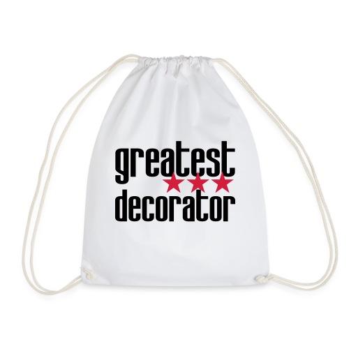 Décorateur / Décoratrice / Designer / Architecte / - Sac de sport léger