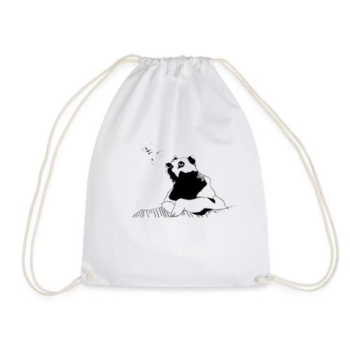 butterfly - Drawstring Bag