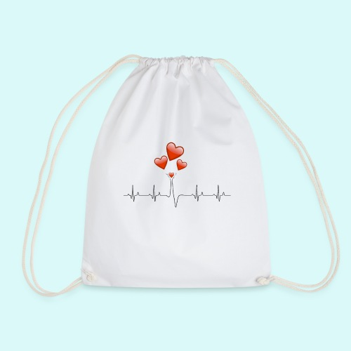 electrocardiogramme - Sac de sport léger