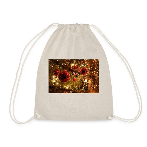Christmas clothes - Gymtas
