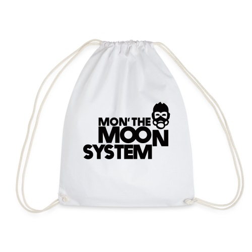 Mon' The Moon System - Drawstring Bag