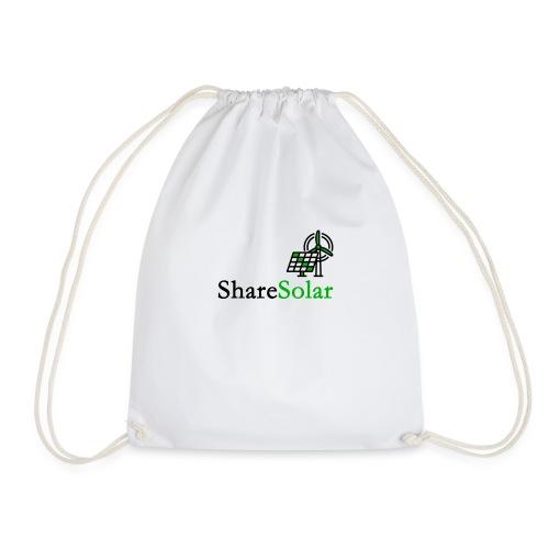 ShareSolar - Turnbeutel