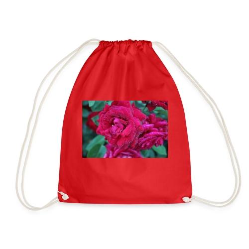 Rosa preciosa - Mochila saco