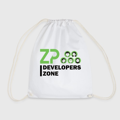 Developers zone - 01 - Drawstring Bag