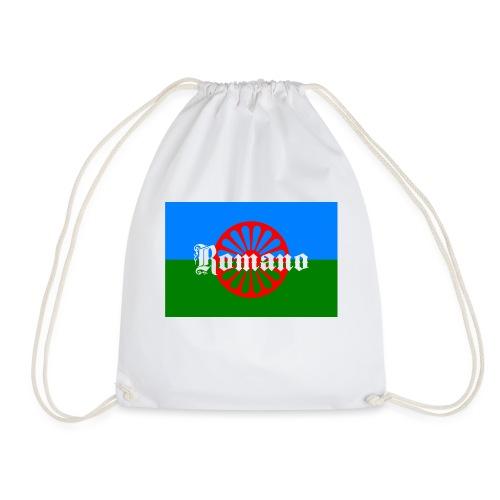 Flag of the Romanilenny people svg - Gymnastikpåse