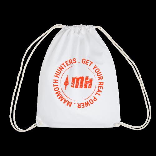 Mammoth Hunters / Círculo naranja - Mochila saco