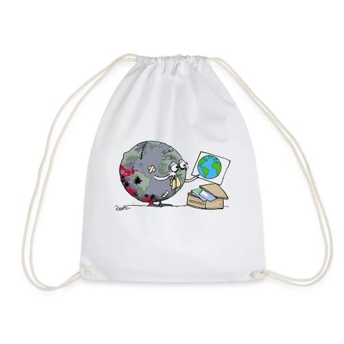Memories - Drawstring Bag