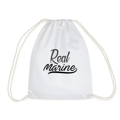 Merch size png - Drawstring Bag