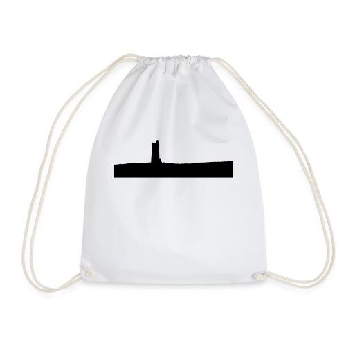 Castle Hill Huddersfield - Drawstring Bag