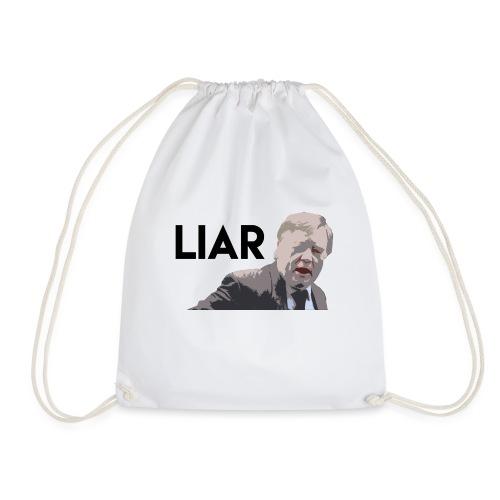 KC Liar - Drawstring Bag