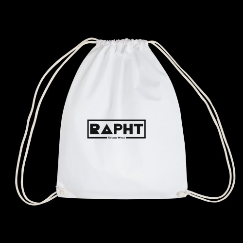 RAPHT long-sleeve simple - Drawstring Bag