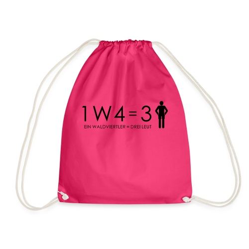 1W4 3L - Turnbeutel