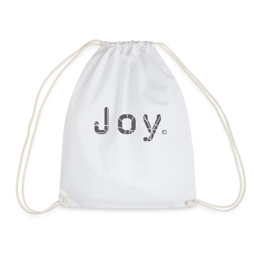 Joy Logo - Turnbeutel