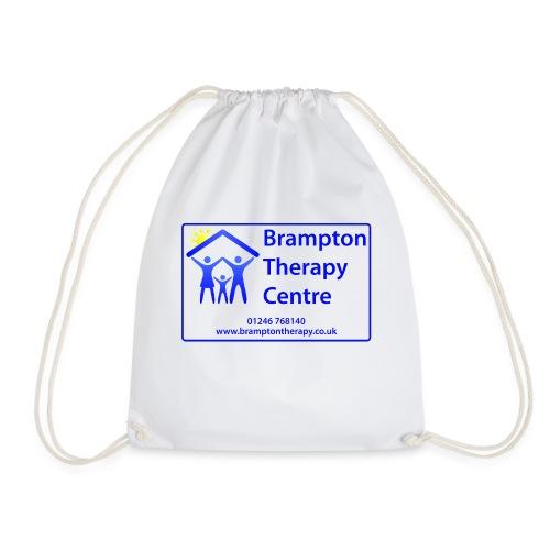 Brampton Therapy Logo - Drawstring Bag