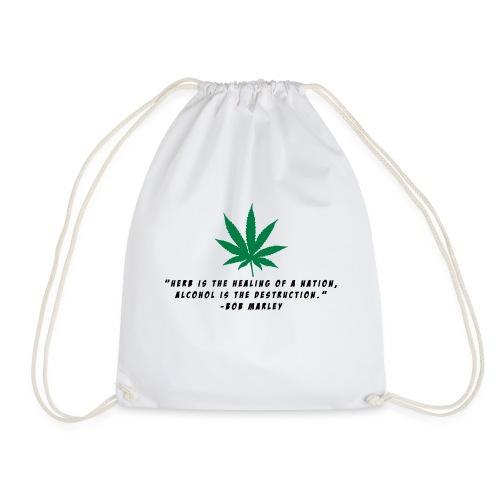 Cannabis - Turnbeutel