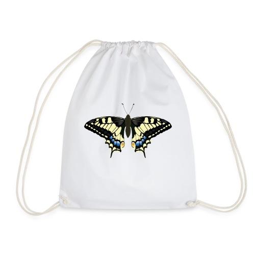 schwalbenschwanz Schmetterling - Turnbeutel