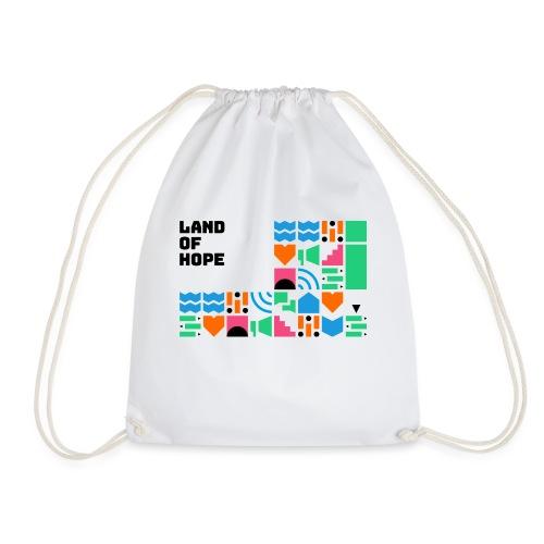 Land of Hope - Drawstring Bag