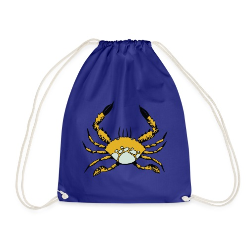 Golden cancer - Drawstring Bag