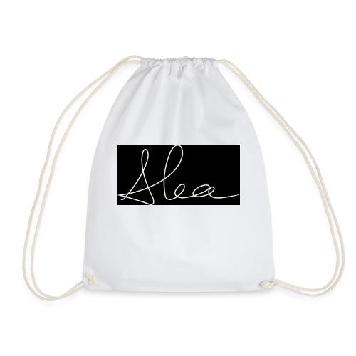Alea Logo Black - Sacca sportiva