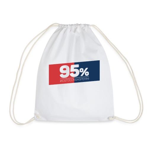 95% - Io sto con Gasperini - Sacca sportiva