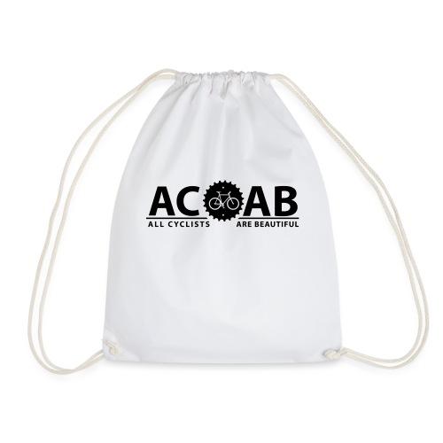 ACAB ALL CYCLISTS - Turnbeutel