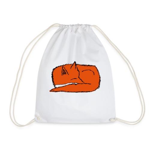 SleepingFox - Drawstring Bag