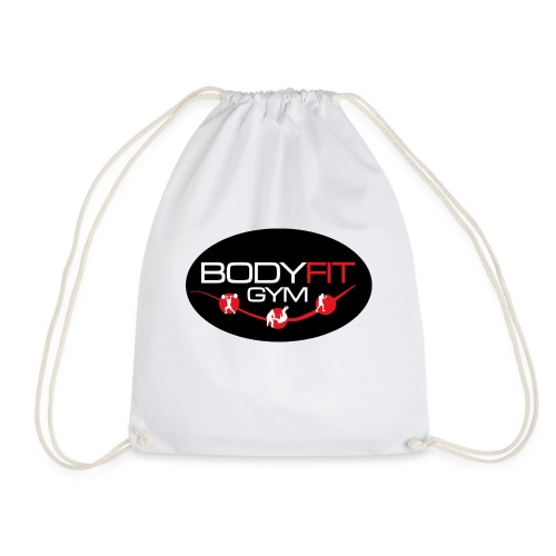 BODY FIT GYM - Drawstring Bag