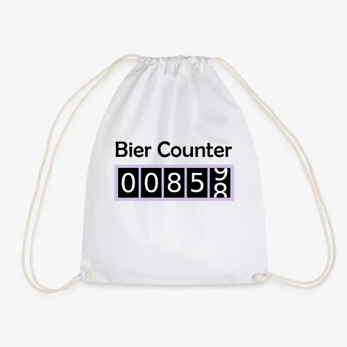Biercounter / Bierzähler deutsch - Turnbeutel