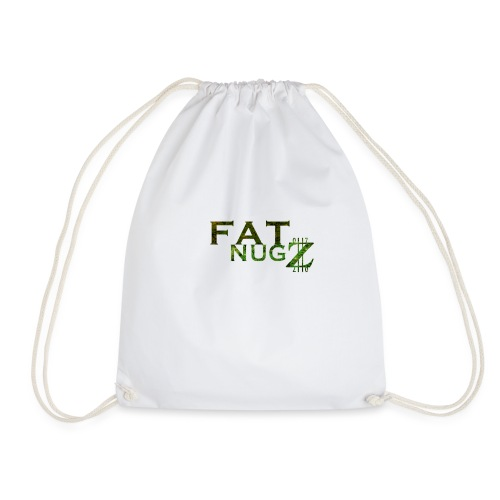 FATNUGS The FAT collection - Drawstring Bag