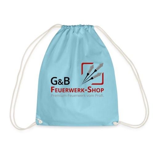 G & B Feuerwerk Shop Logo - Turnbeutel